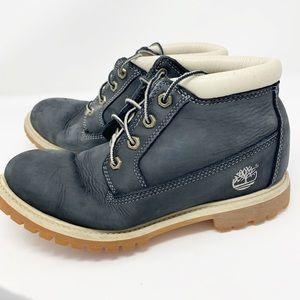 Timberland Nellie chukka Navy Boots.